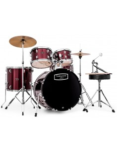"MAPEX TND5294FTCDR - NEW TORNADO V2 STAGE 22"" - BORDEAUX"