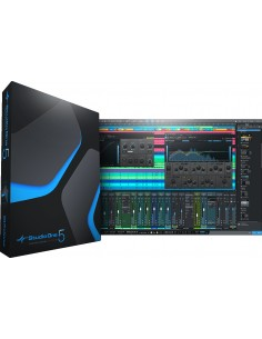 PRESONUS Studio One 5 Professional Serial par Mail