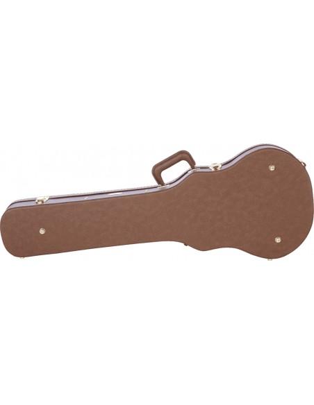 GATOR GW-LP-BROWN - Etui guitare type Les Paul