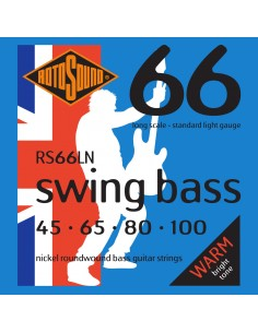 ROTOSOUND SWING BASS 66 RS66LN NICKEL 45100