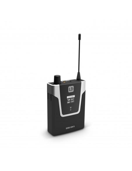 LD Systems U505.1 IEM - In-Ear Monitoring sans Fil