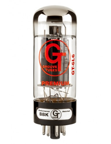 GROOVE TUBES GT-6L6-GE R5