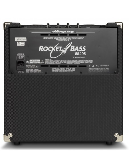 AMPEG RB-108 ROCKET BASS 108
