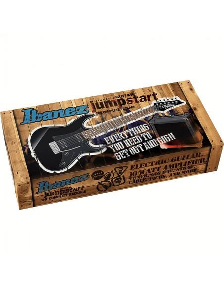 Ibanez IJRX20-BL - Pack guitare électrique Jumpstart - Bleu
