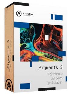 ARTURIA PIGMENTS 3 - SERIAL