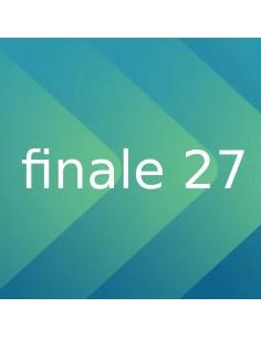 MakeMusic FINALE 27 FR