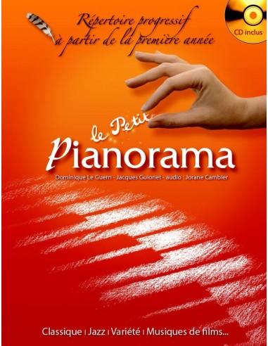 LE PETIT PIANORAMA + CD