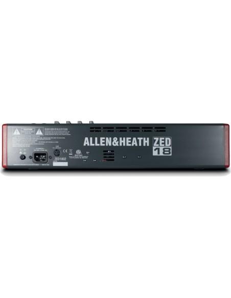 Allen & Heath ZED 18