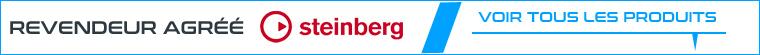 Revendeur officiel Steinberg France