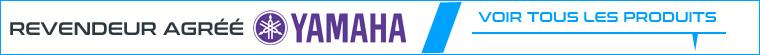 Revendeur officiel Yamaha France