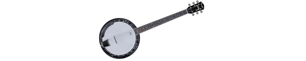 Banjos et guitares résonateur