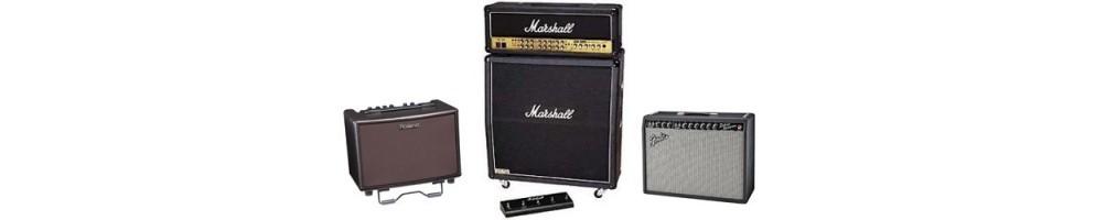 Amplis guitares électrique