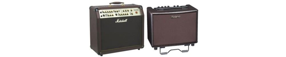 Amplis guitares électro-acoustique