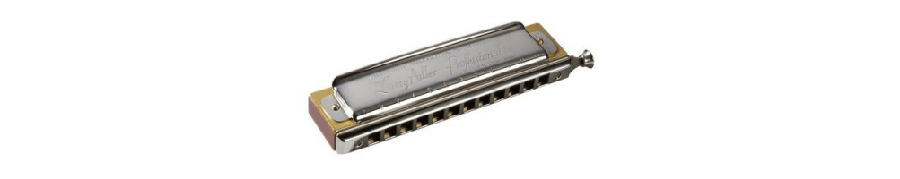 Harmonica Chromatique