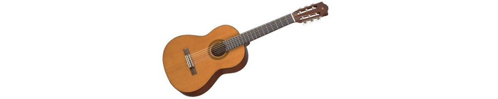 Guitares Classiques 3/4