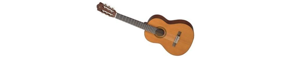 Guitares Classiques Gauchers