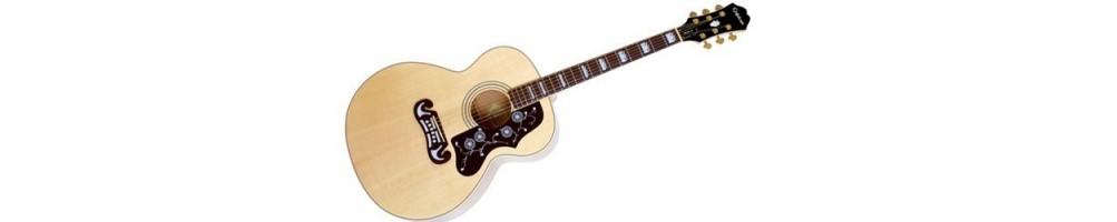 Guitares Folk Voyage