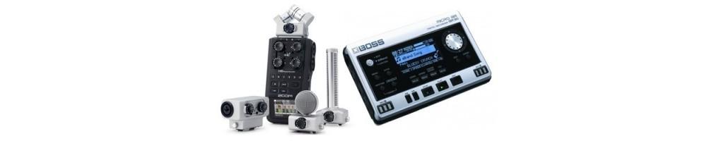 Enregistreur numérique analogique toulon test matériel au magasin sun music