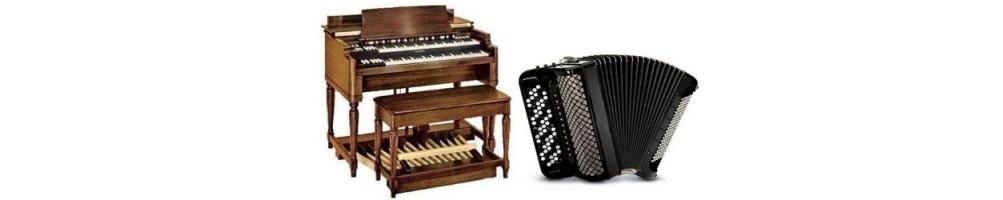 Meilleur prix orgue et accordéons à la seyne toulon chez sun music