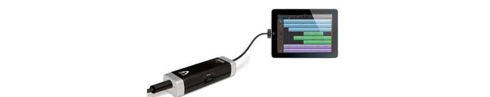 Carte son pour iPad et iPhone