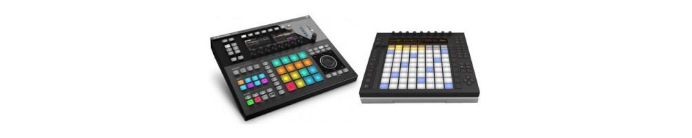 Contrôleurs USB MIDI, spécialiste Native Instruments Sun Music Toulon