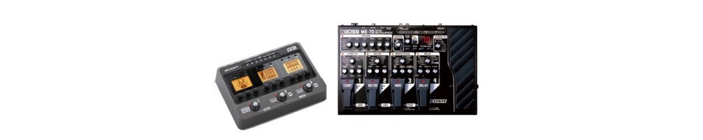 Effets guitare & basse